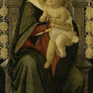 성모와 아기 예수 (그레나다의 성모)