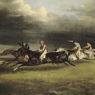 경마 (1821년 엡솜의 더비 경마)