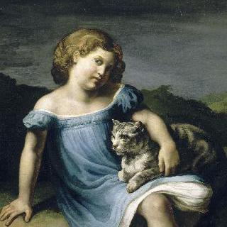 루이즈 베르네 아이, 화가 오라스 베르네의 딸