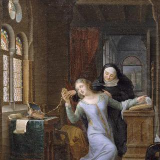성직자의 삶을 신봉하는 엘루아즈
