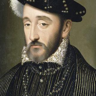 앙리 2세, 프랑스 왕