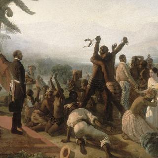 프랑스 식민지의 노예 해방
