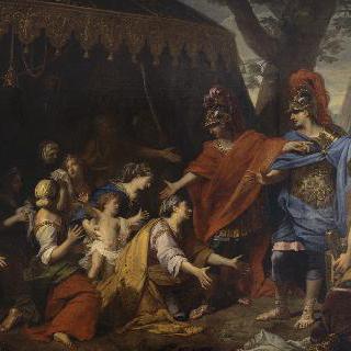 다리우스의 가족