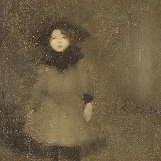 화가의 딸 넬리 카리에르