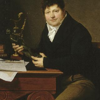 나폴레옹 1세의 청동 조각가 앙투안 앙드레 라브리오