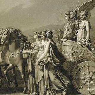 차르 알렉산더 1세의 승리 (평화)