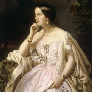 엘리자베스 안의 초상, 일명 해리엇 하워드
