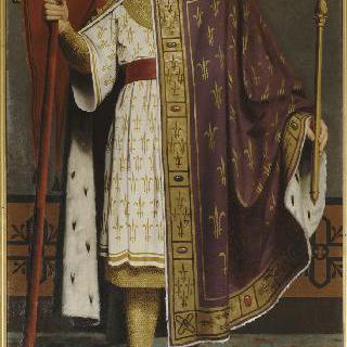 프랑스의 왕 필립 2세, 일명 필립 오귀스트