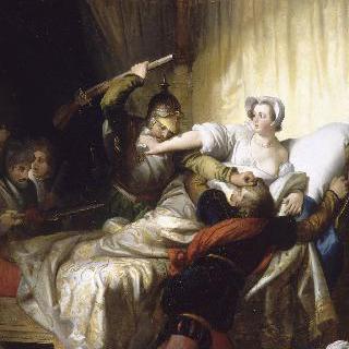 나바르 여왕의 거처에서 벌어진 성 바르톨로메오의 학살