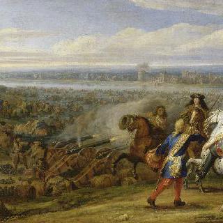 1672년 6월 12일, 라인강 횡단