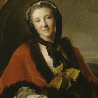파리의 스웨덴 대사 부인 태생 백작부인