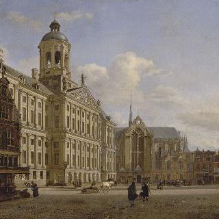암스테르담의 새 시청