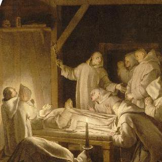 성 브루노의 생애 : 1101년 10월 6일 성 브루노의 죽음