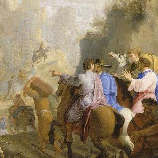 성 브루노의 생애 : 샤르트뢰즈로의 여행