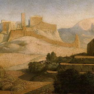 산 속의 폐허 (히메투스 산)