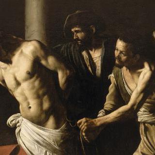 기둥에 묶여 채찍질 당하는 예수