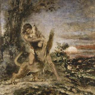 헤라클레스와 네메아의 사자