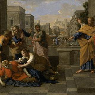 사피라의 죽음