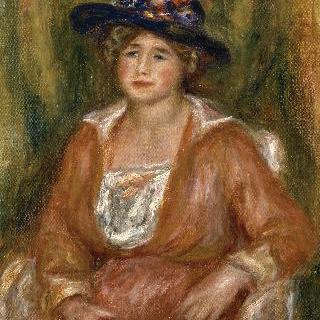 앉아 있는 여인의 초상