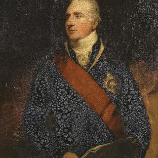 1802년 경, 프랑스에 온 영국 사절 로드 찰스 휘트워스