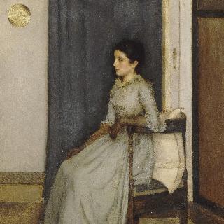 마리 몽농, 브뤼셀 편집자의 딸, 데오 반 리셀베르히 부인