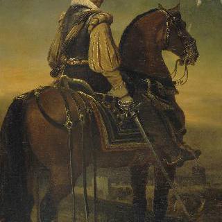 브리삭 공작 샤를 드 코세 2세, 1594년 경 프랑스 총 사령관