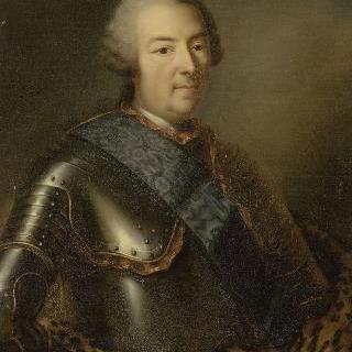 보기용 공작 앙투안-폴-자쿠 드 퀠랭 드 스튜에 에 드 코사드 (1706-1772)