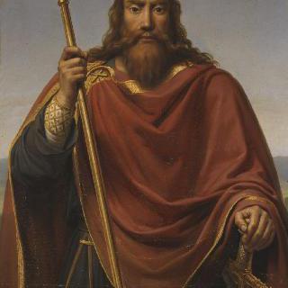 클로비스, 프랑크 제국의 왕
