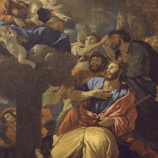성 야고보에게 나타난 성모 마리아