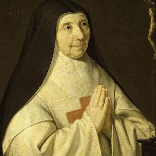 잔-카트린-아네스 아르노 (1593-1671), 생-폴의 아네스 수녀