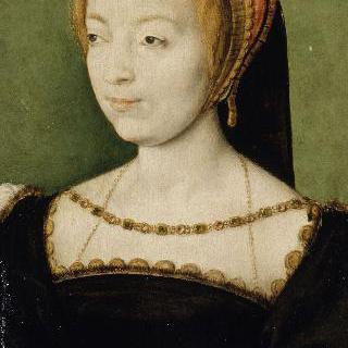 루이즈 드 리외로 추정되는 초상, 앙세니 부인