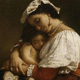 이탈리아 여인