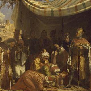 보두앙 3세, 예루살렘 왕