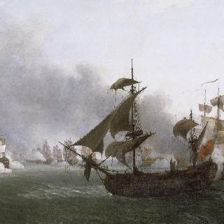 그레나다 섬 앞에서 벌어진 해전에서의 승리