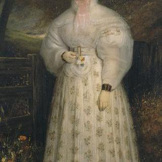 에메-조에-리진카 뤼, 미르벨 부인 (1796-1849)