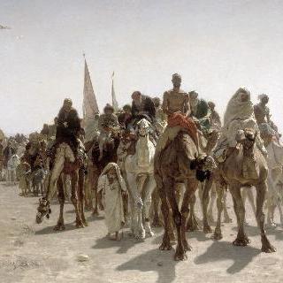 메카로 가는 순례자들