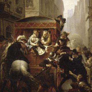 1610년 5월 14일, 앙리 4세의 암살과 라바이약의 체포