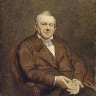 교수이자 정치가인 아벨-프랑수아 빌맹 (1790-1870)