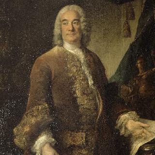 왕가 건축물 총감 샤를-프랑수아-폴 르노르망 드 투르넹 (1684-1751)