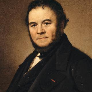 작가 앙리 베일 (1783-1842), (스탕달)