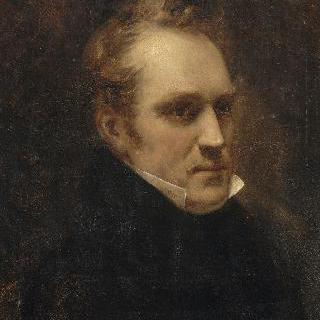 바랑트의 남작 애마블-기욤-프로스페 브뤼지에르 (1782-1866), 역사학자