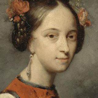 무용가 마리 탈리오니 (1804-1884)
