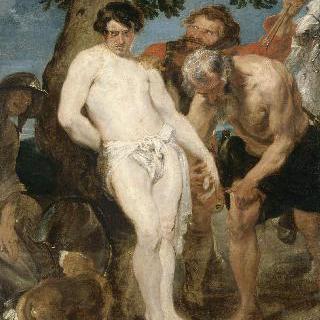 성 세바스티아노의 순교