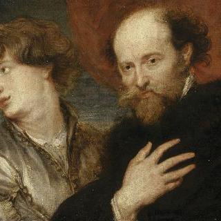 루벤스와 반다이크의 초상
