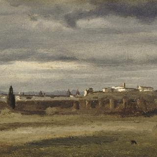 로마 근교. 라 몬테 테스타치오