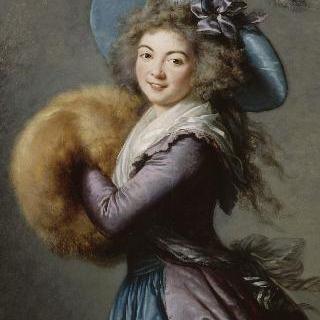 이탈리아 희극원의 몰레-레이몽 부인