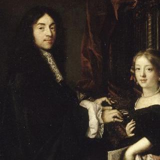 오르간 연주자 샤를 쿠프랭 2세와 클로드 르페브르의 딸