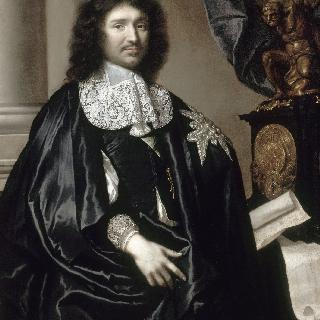 장관 장-밥티스트 콜베르 (1619-1693)