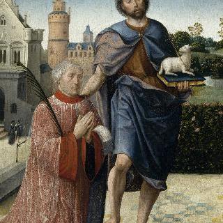 세례 요한과 교회 참사회원