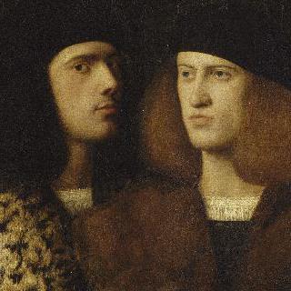 두 젊은 남자의 초상